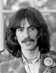 George Harrison i 1974