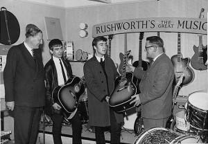 Gibson guitar, Lennon