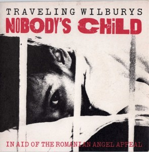 Nobody's Child, single, U.K.