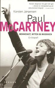 Paul McCartney - paperback, forside