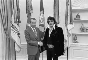 Elvis møder Nixon, 1970