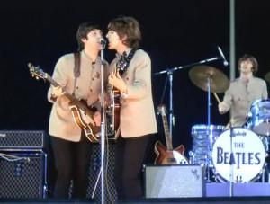 Shea, Beatles