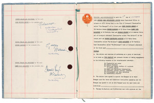 1. oktober 1962 - Beatles' kontrakt med Brian Epstein