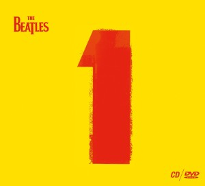 Beatles 1 + - The Beatles, cd + dvd, 2015, front