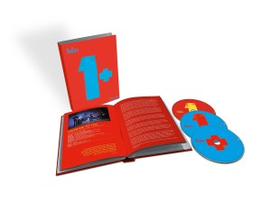 Beatles 1 + (deluxe) - The Beatles, cd + 2 blu-ray, 2015