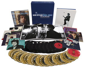 Cutting Edge 1965-1966, The Bootleg Series Vol. 12, The - Bob Dylan, 18 cd + book, Collector's Edition, 2015