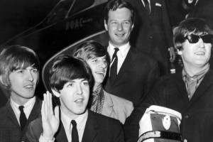 The Beatles med Brian Epstein