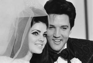 Priscilla og Elvis, bryllup, 1967 - 2