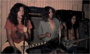 Steel Mill - Springsteen, Robbin Thompson and Steven Van Zandt, 1970