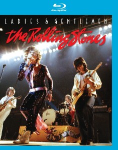 Ladies & Gentlemen, The Rolling Stones - blu-ray