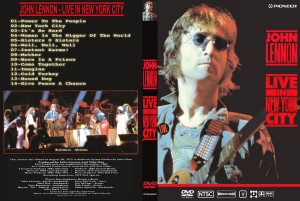 Live In New York City - John Lennon, dvd