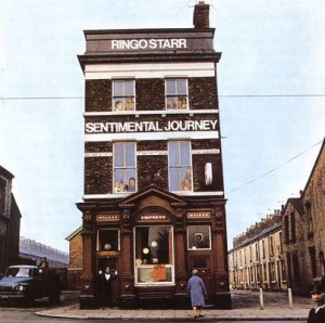 Sentimental Journey - Ringo Starr, LP, 1970, front
