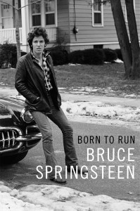 Springsteen, Bruce - Born To Run - book, 2016