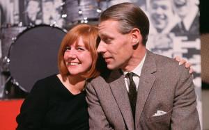 George Martin med Cilla Black, 1965