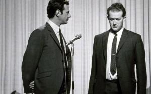 Barrow, Tony - right, with Brian Epstein