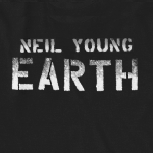 Earth - Neil Young, cd, 2016, front