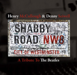 Shabby Road - Henry McCullough & Denny Seiwell, LP, 2012