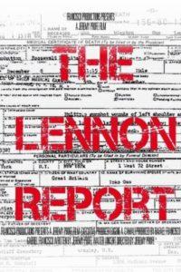 Lennon Report, The - film poster, 2016 - 1