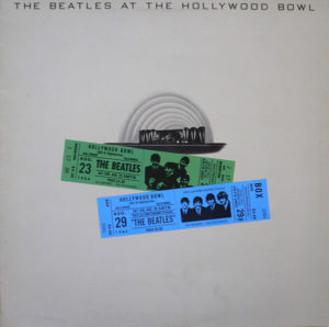 at the hollywood bowl, front