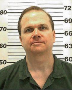 Mark David Chapman i fængslet