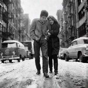 Bob Dylan og Suze Rotolo, 1963