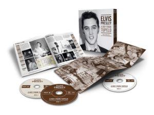 A Boy From Tupelo - Elvis, 3 cd, 2017