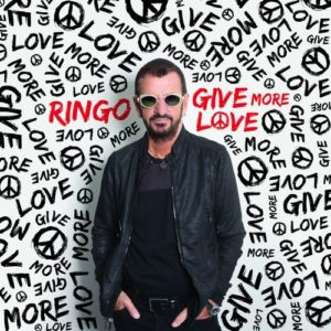 Give More Love - Ringo Starr, cd, 2017, front