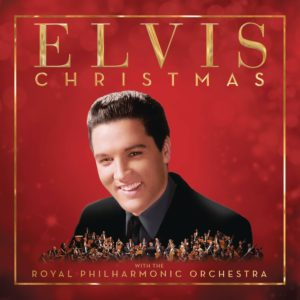 Christmas with Elvis and the Royal Philharmonic Orchestra (Deluxe) - Elvis Presley, cd, 2017, front