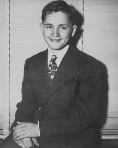 Charles Manson 8 - som ung