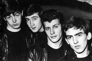 Pete Best - with The Beatles in Hamburg