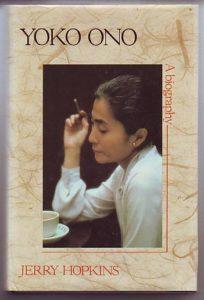 Jerry Hopkins - Yoko Ono