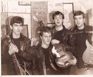 Beatles at The Cavern, 1961