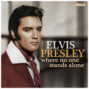 Where No One Stands Alone - Elvis Presley, cd, 2018, front