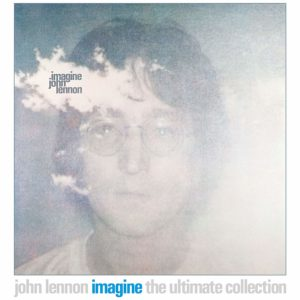 Imagine - The Ultimate Collection - John Lennon, 4 cd + 2 blu-ray, 2018, front