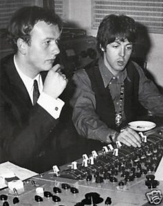 Geoff Emerick - med Paul McCartney