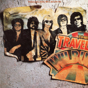 Traveling Wilburys Vol. 1, The - LP, 1988, front