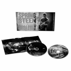 Springsteen On Broadway - 2 cd, 2018 - 2