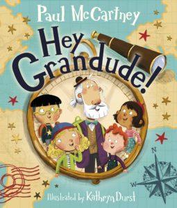 McCartney, Paul - Hey Grandude! - book, 2019