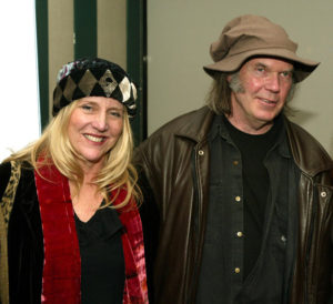 Pegi Young - and Neil Young 2