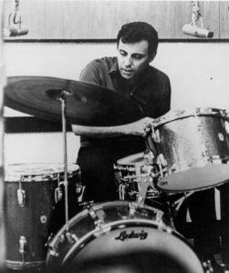 Blaine, Hal - drummer, in 1970