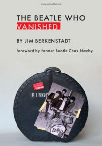 The Beatle Who Vanished - book cover
