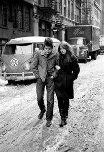 Bob Dylan og Suze Rotolo, 1963 - 2
