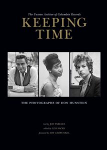 Keeping Time, The Photographs of Don Hunstein, 2013, book