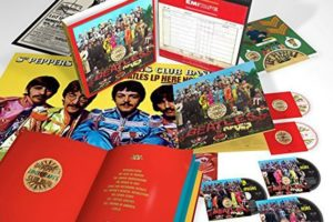 Sgt. Pepper's Lonely Hearts Club Band (50th Anniversary) - 6 cd, 2017